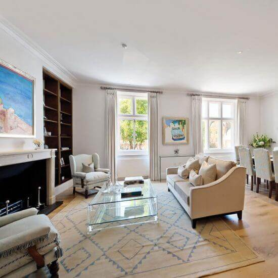 residential painters and decorators in Chelsea.