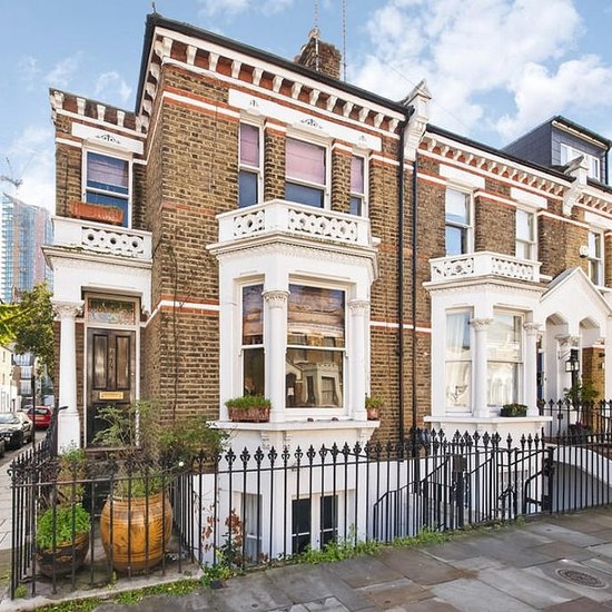 External painters and decorators in Chelsea