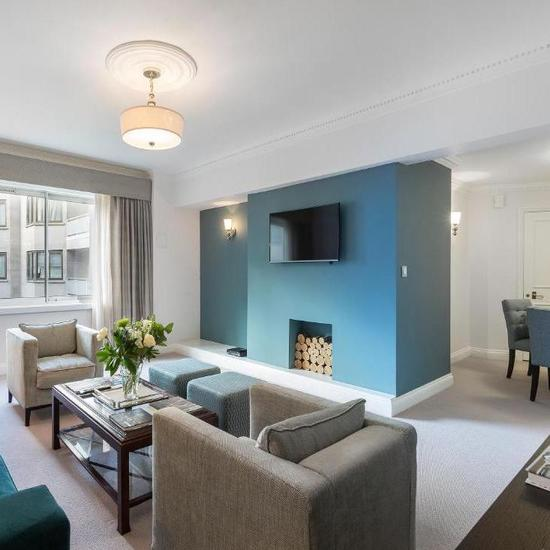 painting and decorating in fulham apartment
