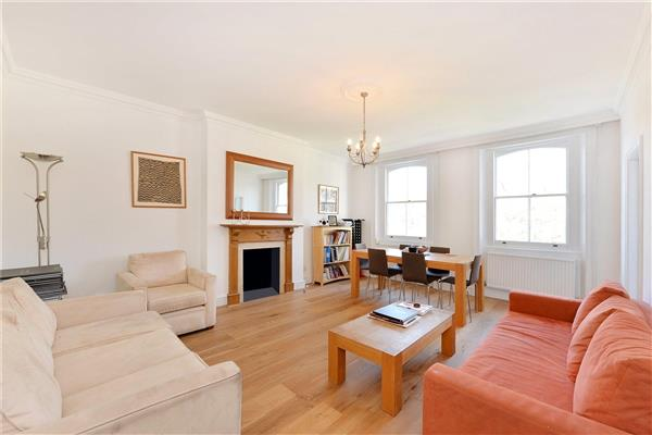 domestic painting and decorating in west brompton apartment