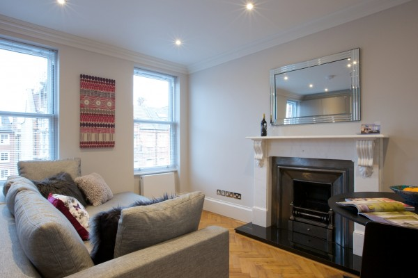 residential painters and decorators in west brompton