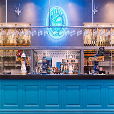 The Munich Cricket Club Pub in Victoria, London - Commercial Painting Service in Victoria, London