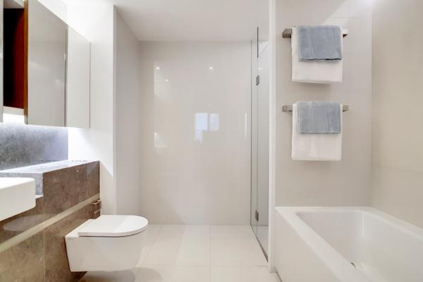 Armani Casa bathroom