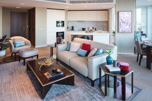 Armani Casa lounge 2