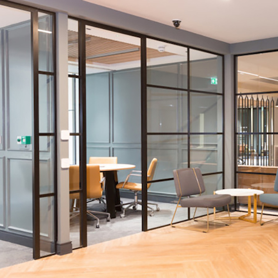 Commercial office painters in London