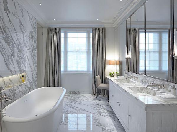 Residential bathroom tilers in London
