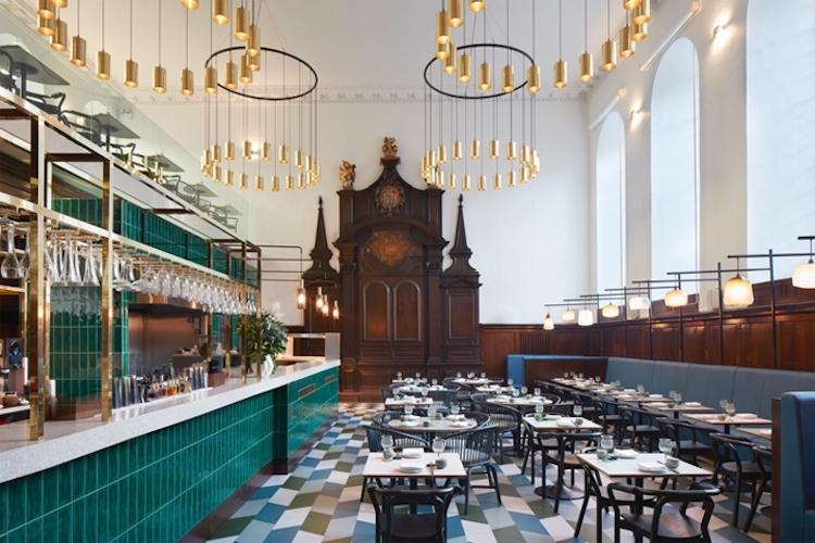 Restaurant Painters in London