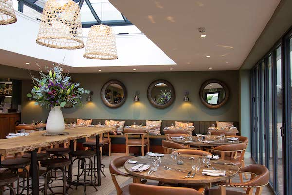 The Blonde Hedgehog Restaurant