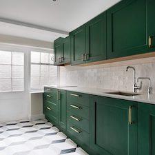 ceramic tiles in london kitchen