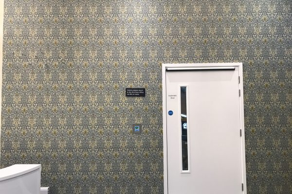 Bankhouse, Wallpapering - Commercial Decorating Service-min